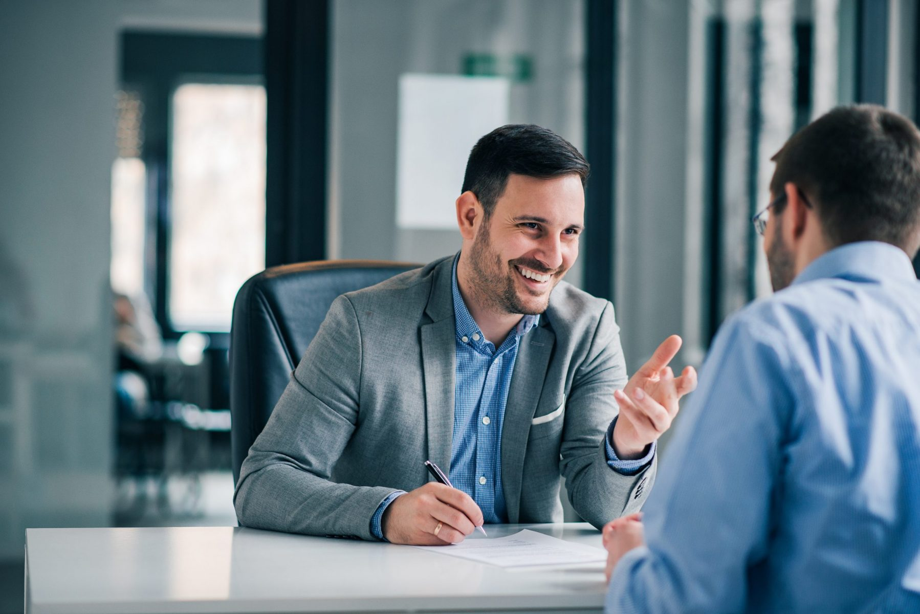 Business meeting. Our Salesforce experts design and implement large scale, integrated digital solutions that support growth and a seamless customer experience. To find out more about Venerate Solutions, a salesforce partner, simply get in touch on 0118 949 8973